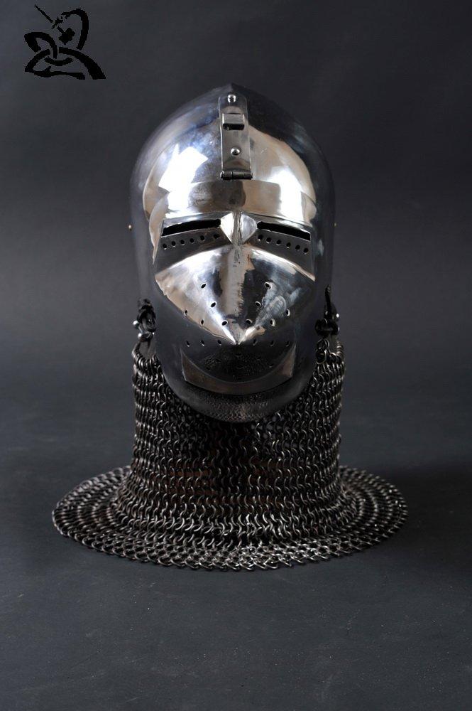 Houndskull Visor